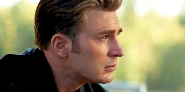 avengers endgame captain america crying chris evans