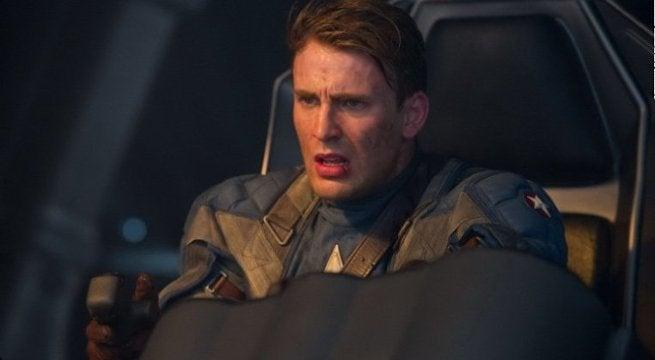 Avengers Endgame Captain America Death First Avenger