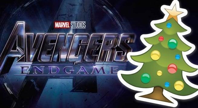 avengers endgame christmas tree