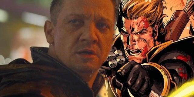 Avengers Endgame Hawkeye Ronin
