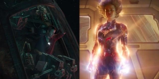 Brie Larson Comments on Captain Marvel's Absence From 'Avengers: Endgame' Trailer