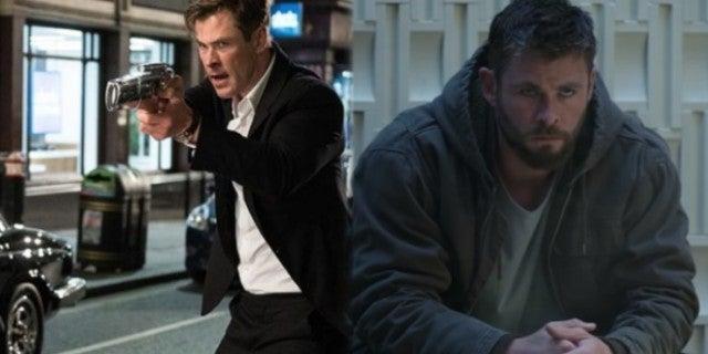Avengers Endgame Men in Black International Hemsworth comicbookcom