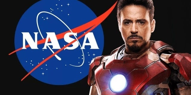 avengers endgame nasa tony stark iron man