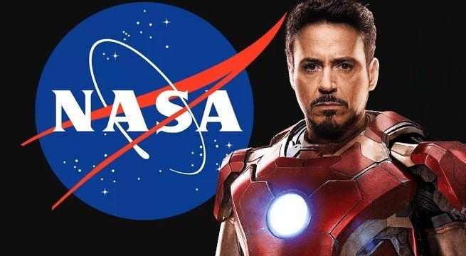 avengers endgame nasa tony stark iron man