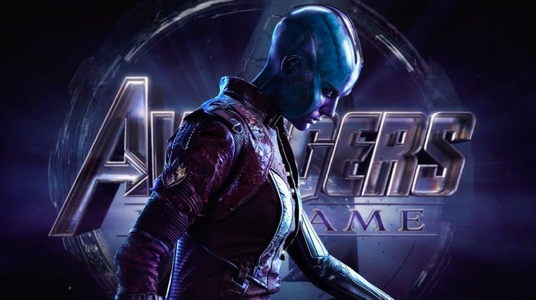 Avengers Endgame Nebula comicbookcom