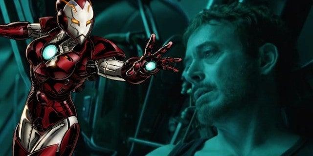 Avengers Endgame Pepper Potts Rescue Armor