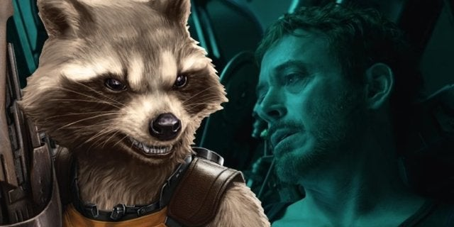 'Avengers: Endgame' Theory Explains How Rocket and Pepper Will Rescue Iron Man