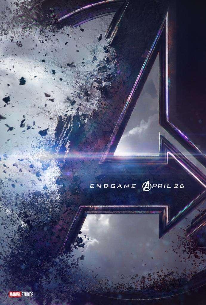 'Avengers 4: Endgame' Poster Released