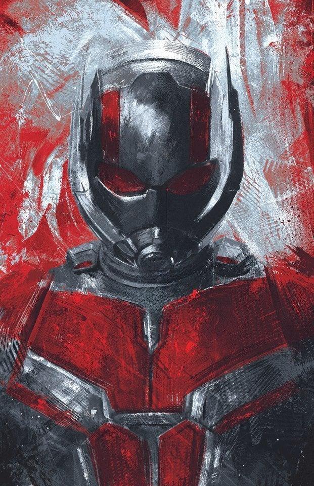 Avengers Endgame Promo Art - Ant-Man