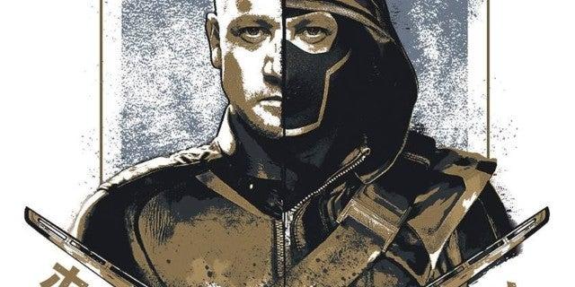 Avengers Endgame Promo Art - Hawkeye Ronin