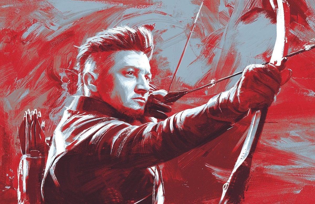 Avengers Endgame Promo Art - Ronin