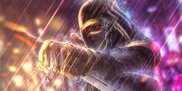 Avengers Endgame Ronin Concept Art Fan