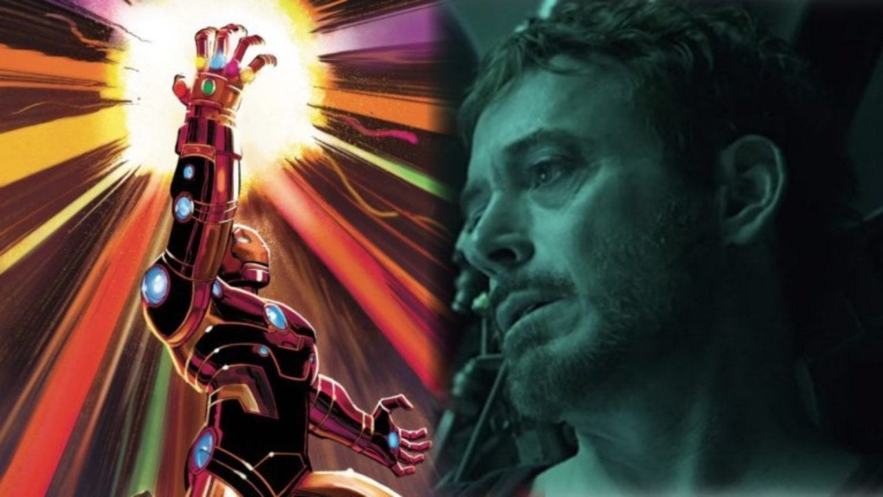 Avengers: Endgame: Will Tony Stark build another Gauntlet?