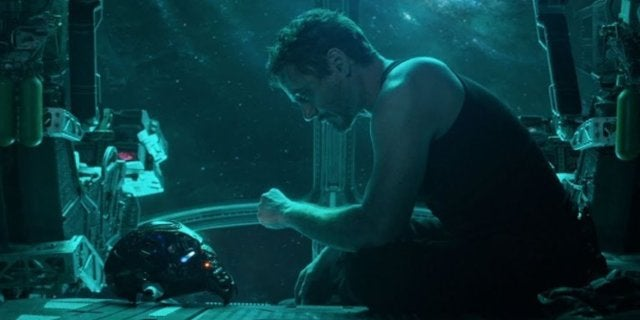 Marvel Studios Responds to NASA's Advice on Rescuing Tony Stark