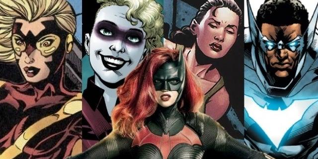 batwoman casting breakdowns