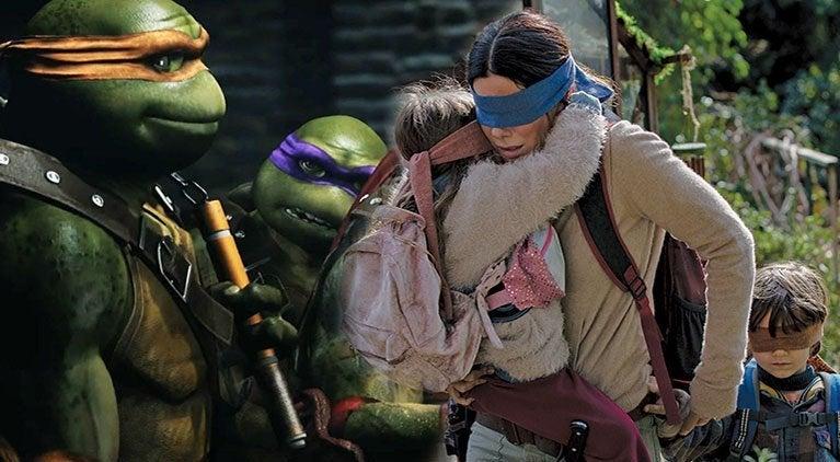 bird box teenage mutant ninja turtles