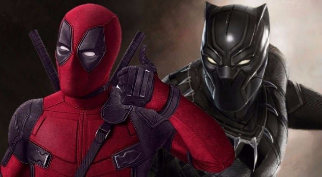 black panther deadpool