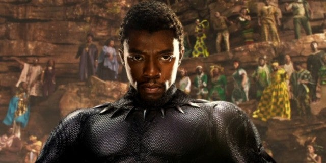 Black Panther Wakandans