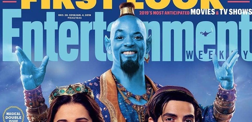 blue genie will smith