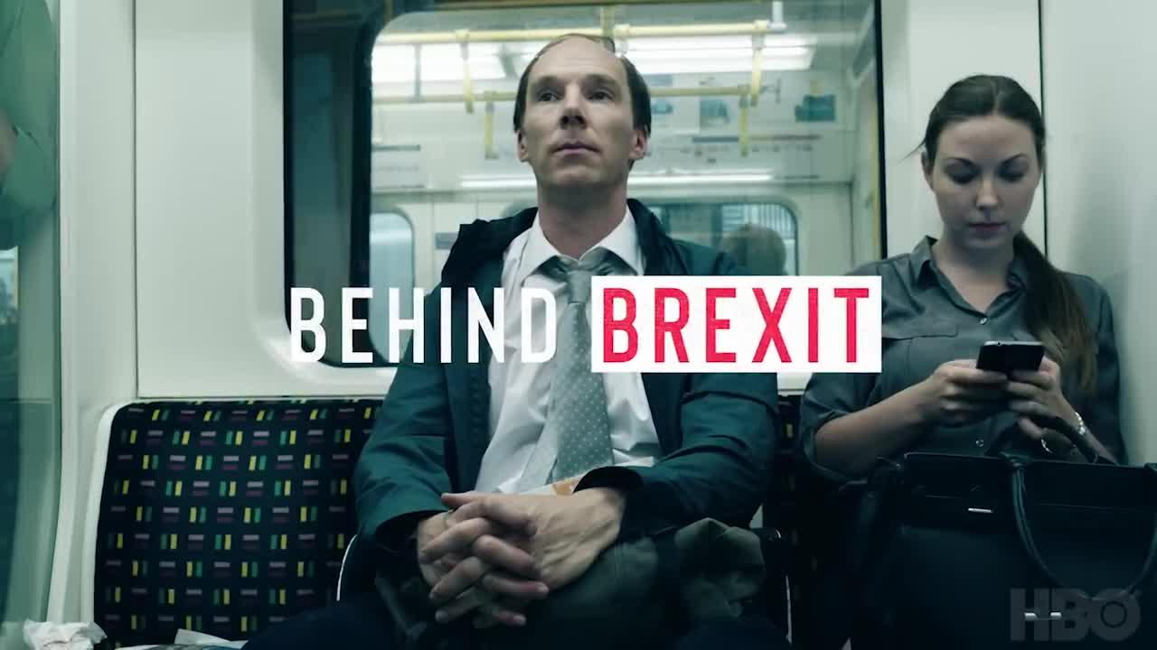 Brexit - Trailer - HBO screen capture