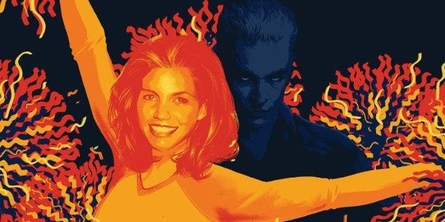 Buffy the Vmapire Slayer cover