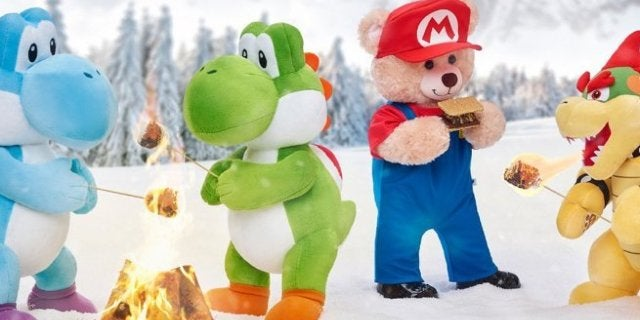build-a-bear-super-mario-bros-plushies