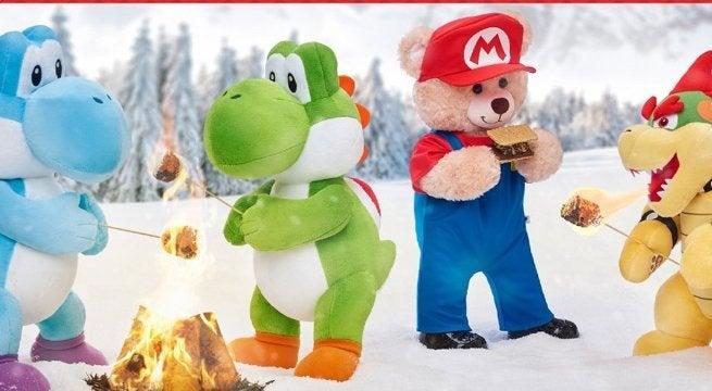 build-a-bear-super-mario-bros-plushies