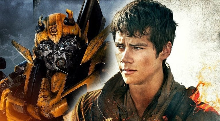 Bumblebee Dylan O'Brien
