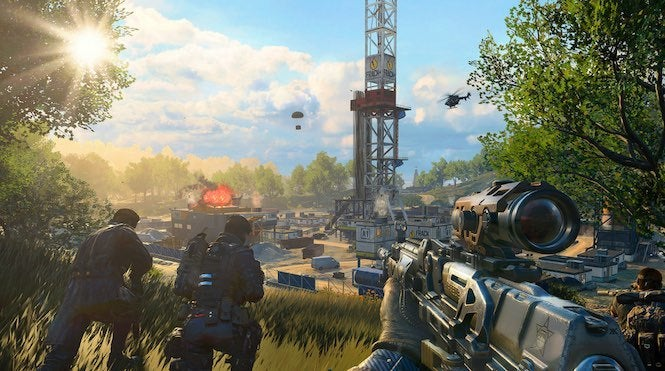 Call of Duty: Black Ops 4' Update Brings Improvements and