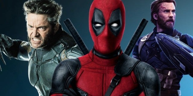 Captain America Star Chris Evans Wants in on Deadpool and Wolverine Crossover