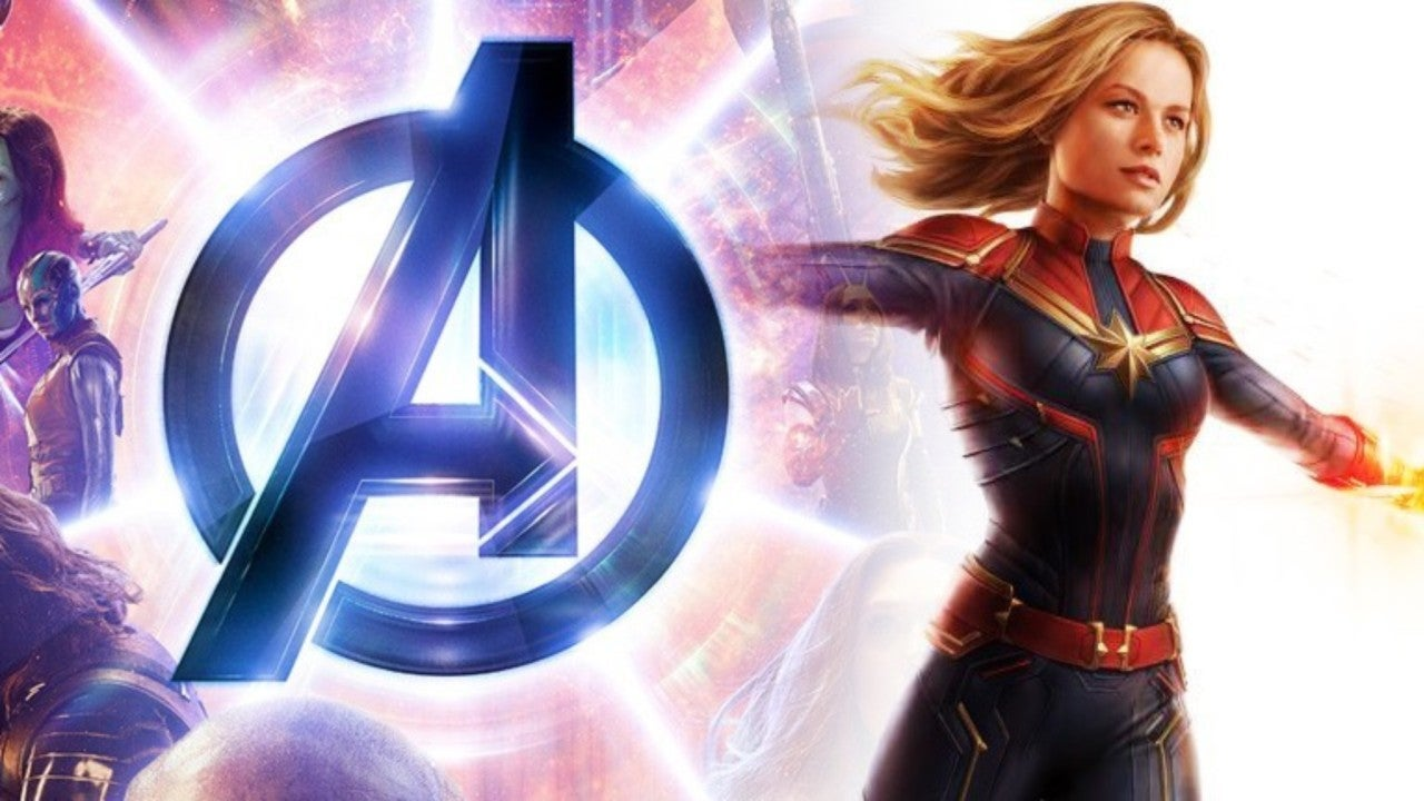 Captain Marvel' and 'Avengers: Endgame' Top IMDb's List of
