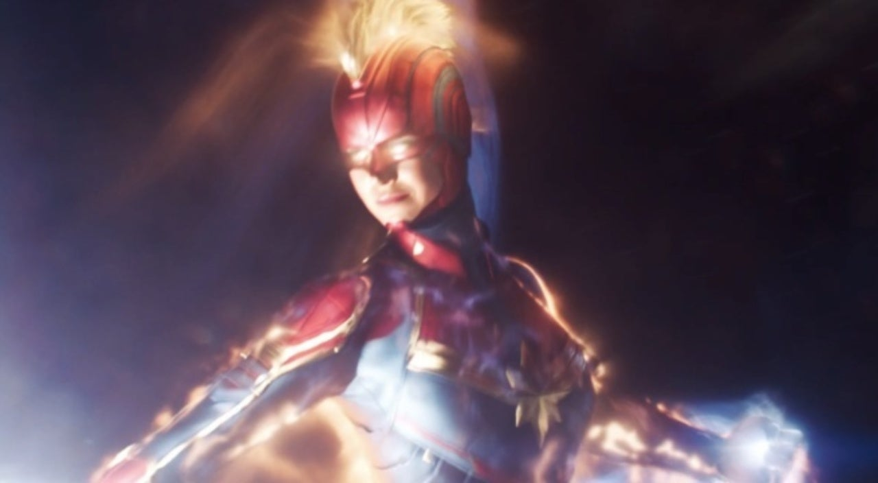 Image result for captain marvel mode