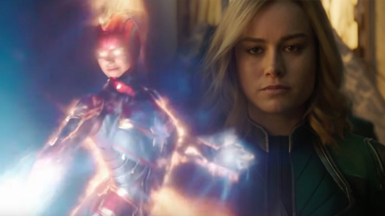 New 'Captain Marvel' Born Free TV Spot Released
