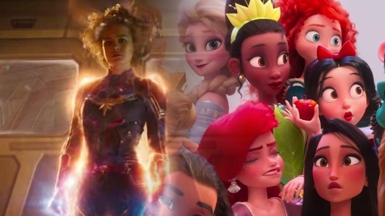 Captain-Marvel-Disney-Princess
