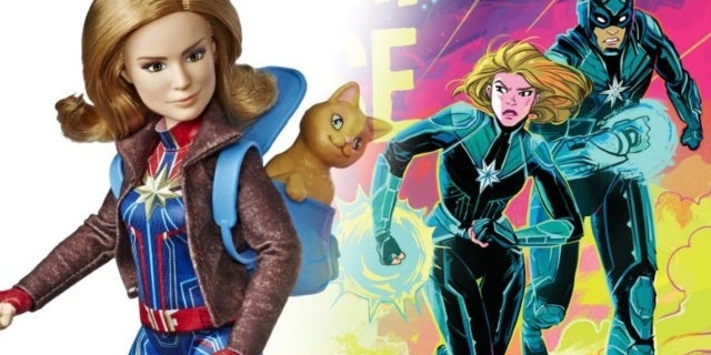 Captain-Marvel-Merchandise-Disney-Hasbro