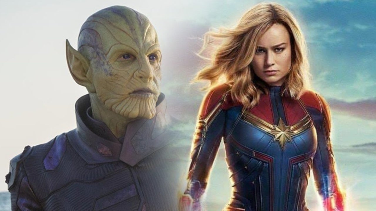 Captain Marvel Kree Skrull War Is The Focus Of The Movie