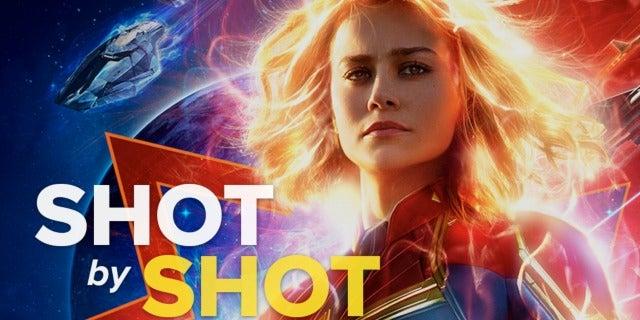 Captain Marvel Trailer #2 - Shot By Shot screen capture