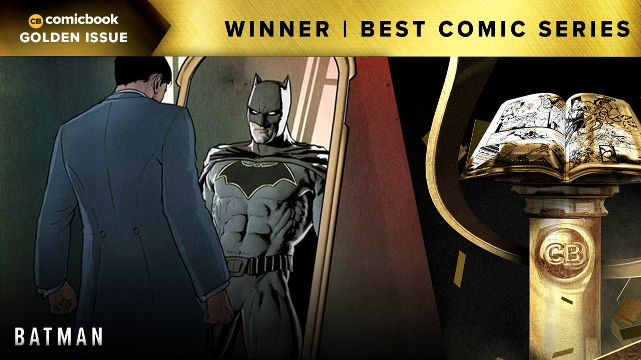 The 2018 ComicBook com Golden Issue Award for Best Comic Series