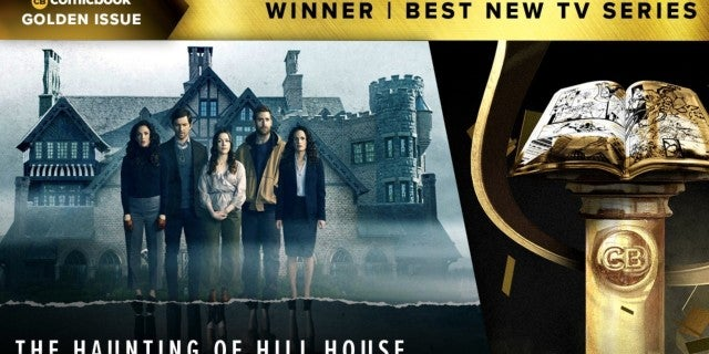 The 2018 ComicBook com Golden Issue Award for Best New TV Series