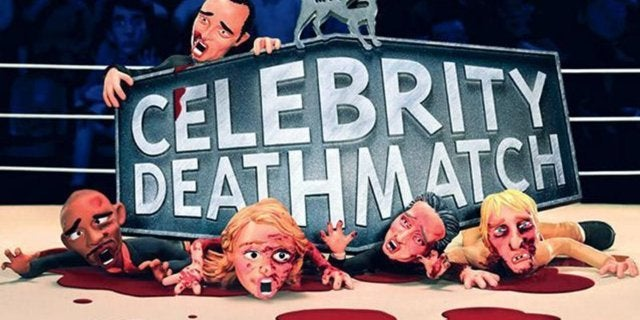 MTV Rebooting 'Celebrity Deathmatch'