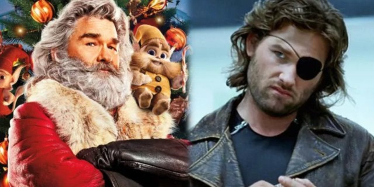 Christmas Chronicles.Fan Creates Escape From New York Parody Of Christmas