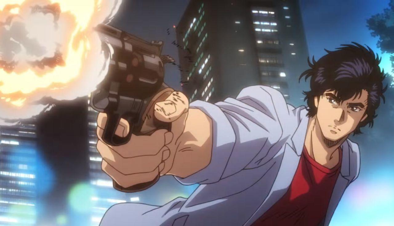 New City Hunter Film Reveals Title Second Trailer
