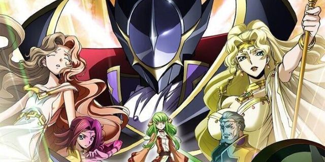 'Code Geass: Lelouch of the Resurrection' Poster, Stills Released