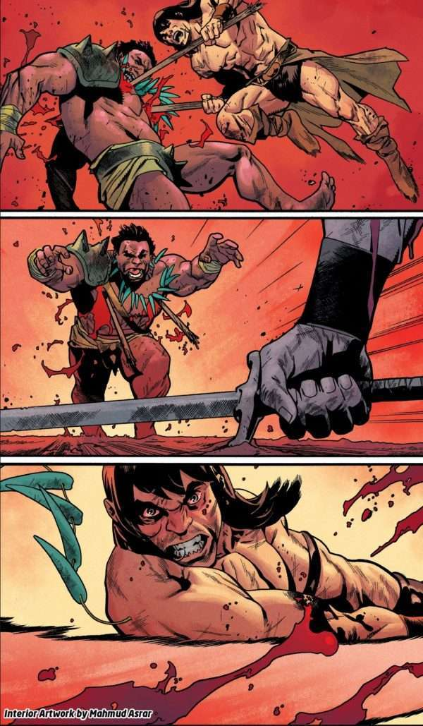 Review: 'Conan the Barbarian' #1 Is a Legend Reborn