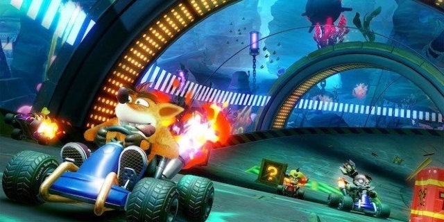 'Crash Team Racing Nitro-Fueled' Might Be Delayed On Nintendo Switch