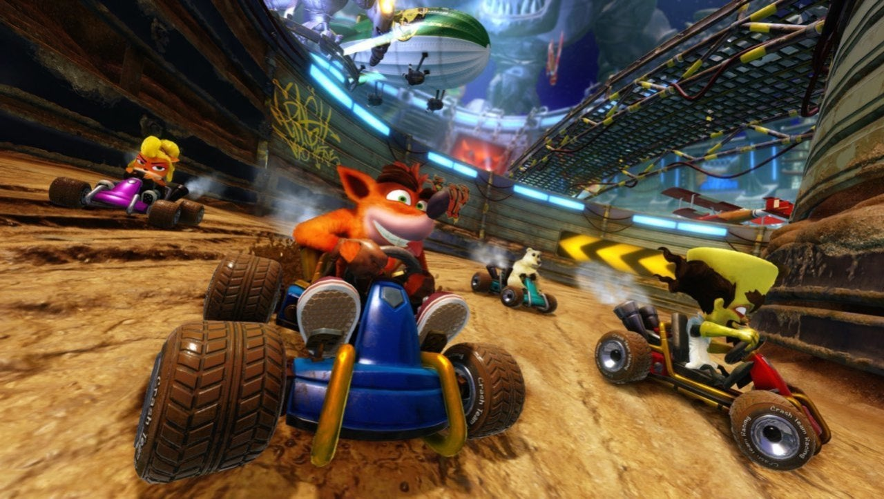 Crash Team Racing: Nitro Fueled' Will Have New Content Not