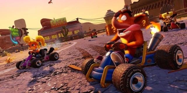 crash team racing 2