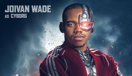 cyborg doom patrol poster