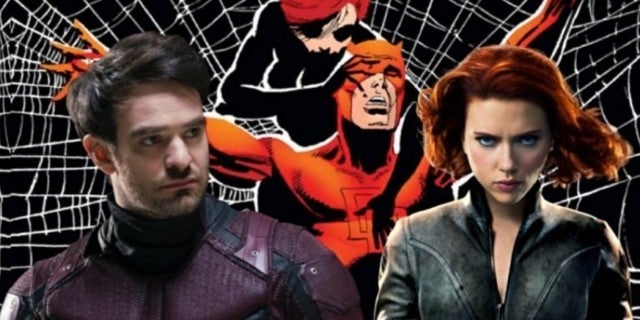 Could 'Daredevil' Live on in a 'Black Widow' Movie?