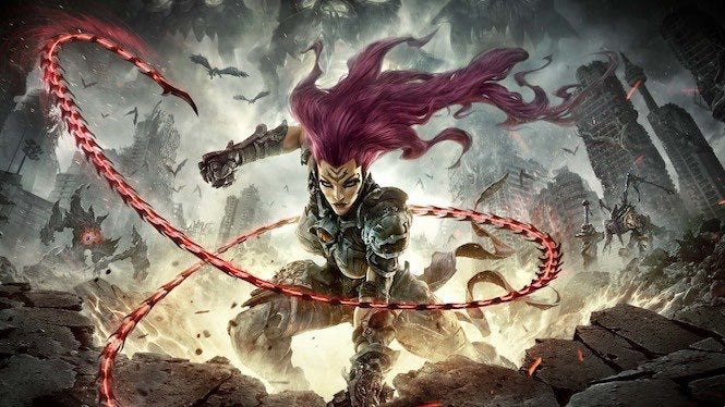 Interview: Composing 'Darksiders III's' Epic Soundtrack With Cris